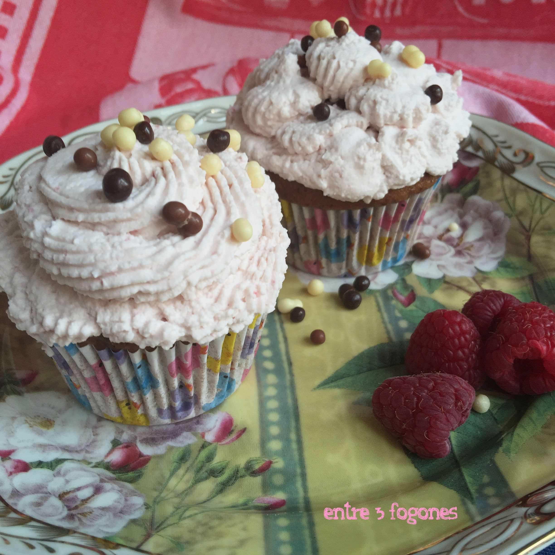 Cakes de chocolate