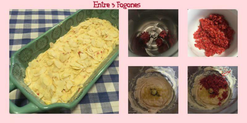 Pasos Cake de Flores de Hibisco