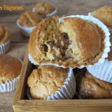 Muffins de Castañas y Foie