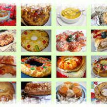 Roscones de Reyes y una Sopa de Pescado