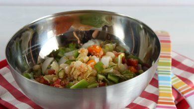 De pochas y quinoa
