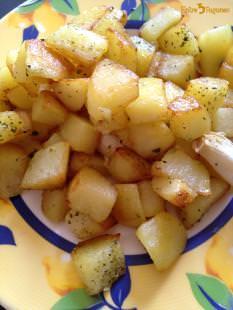 Patatas Fritas con Orégano, Ajo y Pimentón