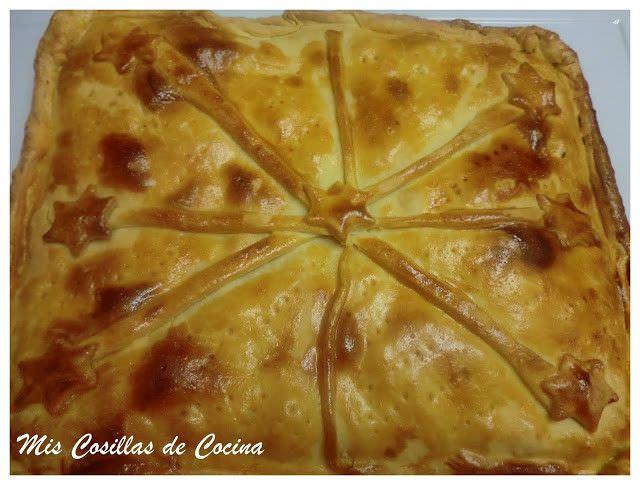 Empanada de Atún con Masa Quebrada