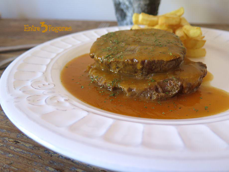 Rabillo de Ternera en Salsa de Zanahoria