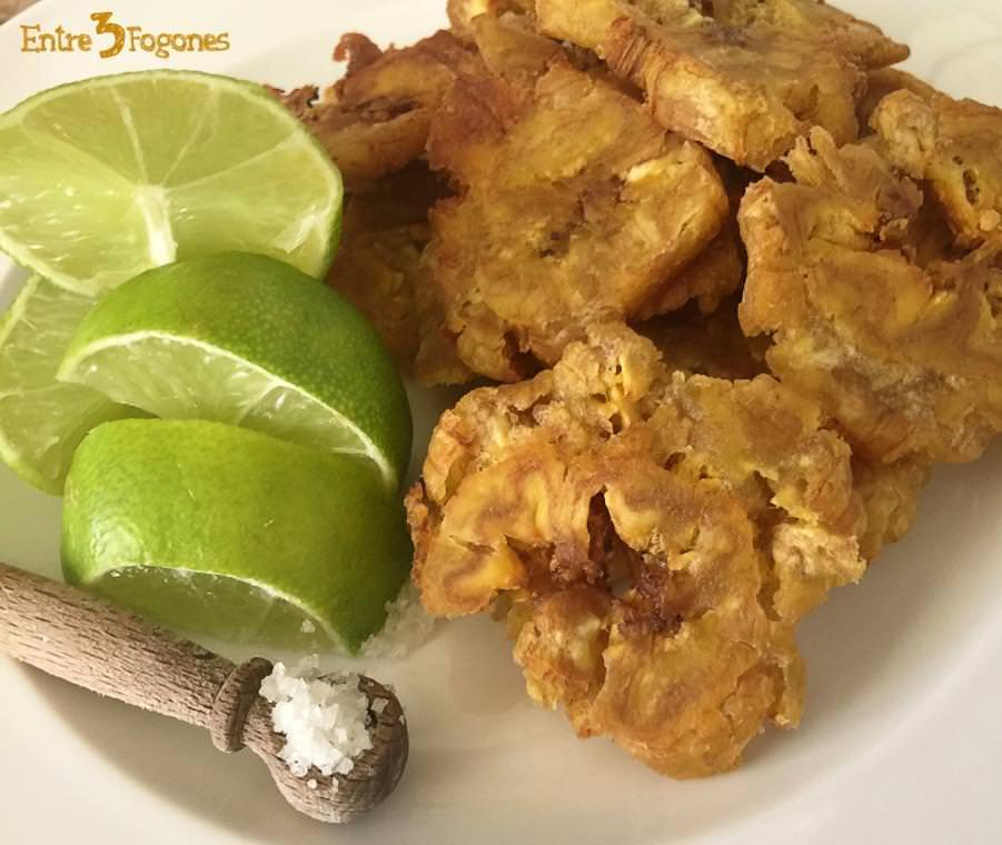 Tostones de Plátano Macho