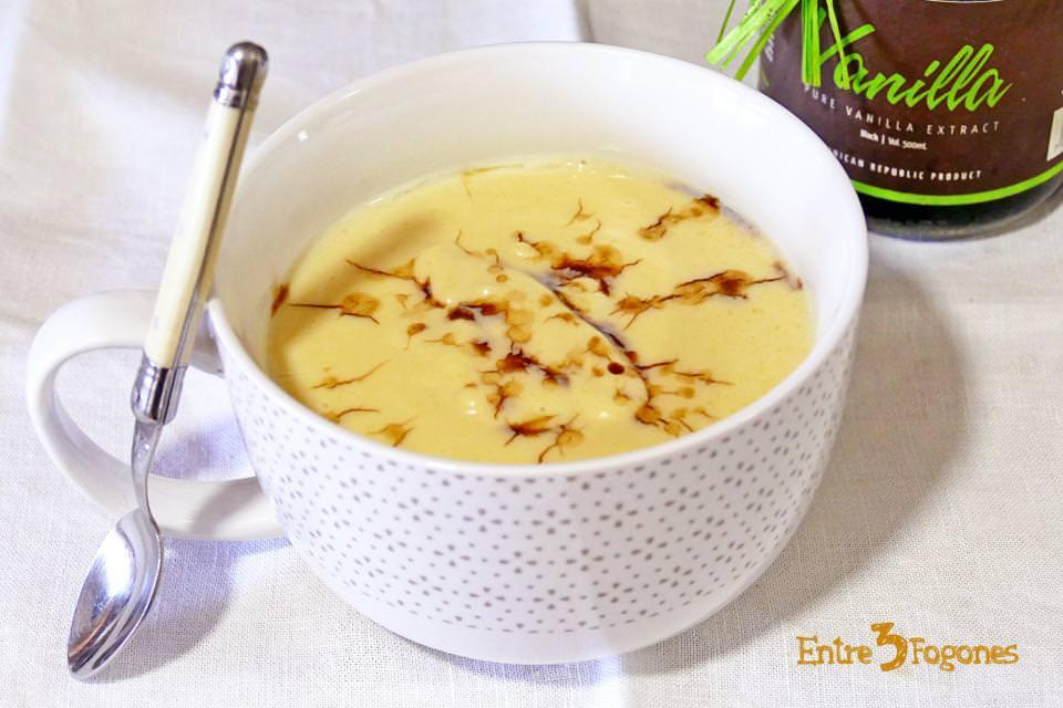 Cómo hacer Crema Pastelera Casera