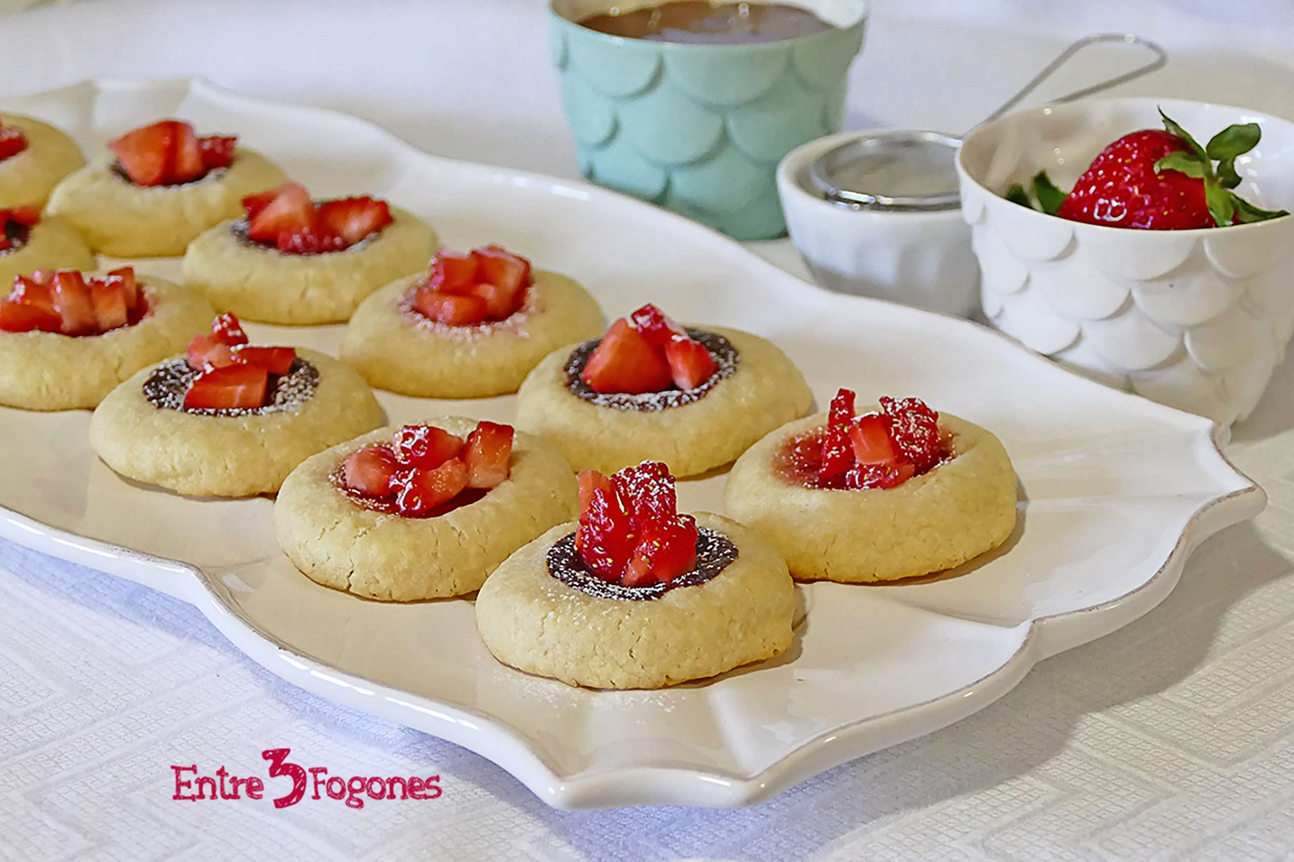 Photo of Galletas de Mantequilla con Cook Expert Magimix
