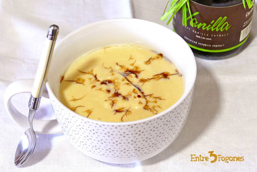 Receta Cómo hacer Crema Pastelera Casera
