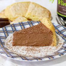 Tarta Charlota de Chocolate