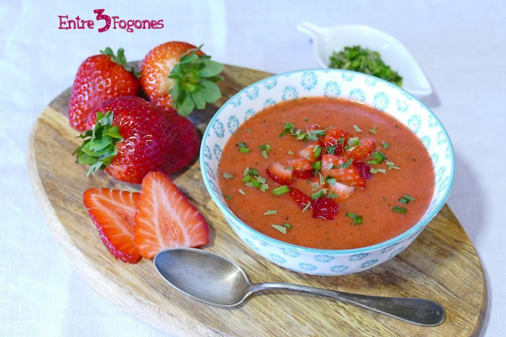 Receta de Salsa de Fresa en Cook Expert