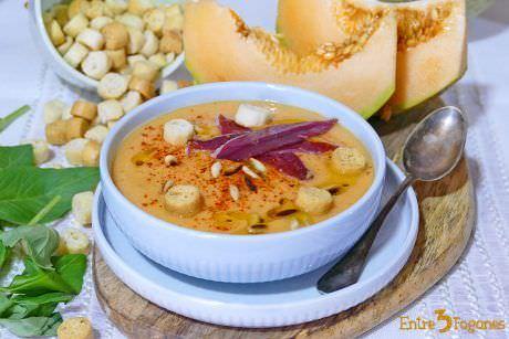Sopa de Melón Cook Expert
