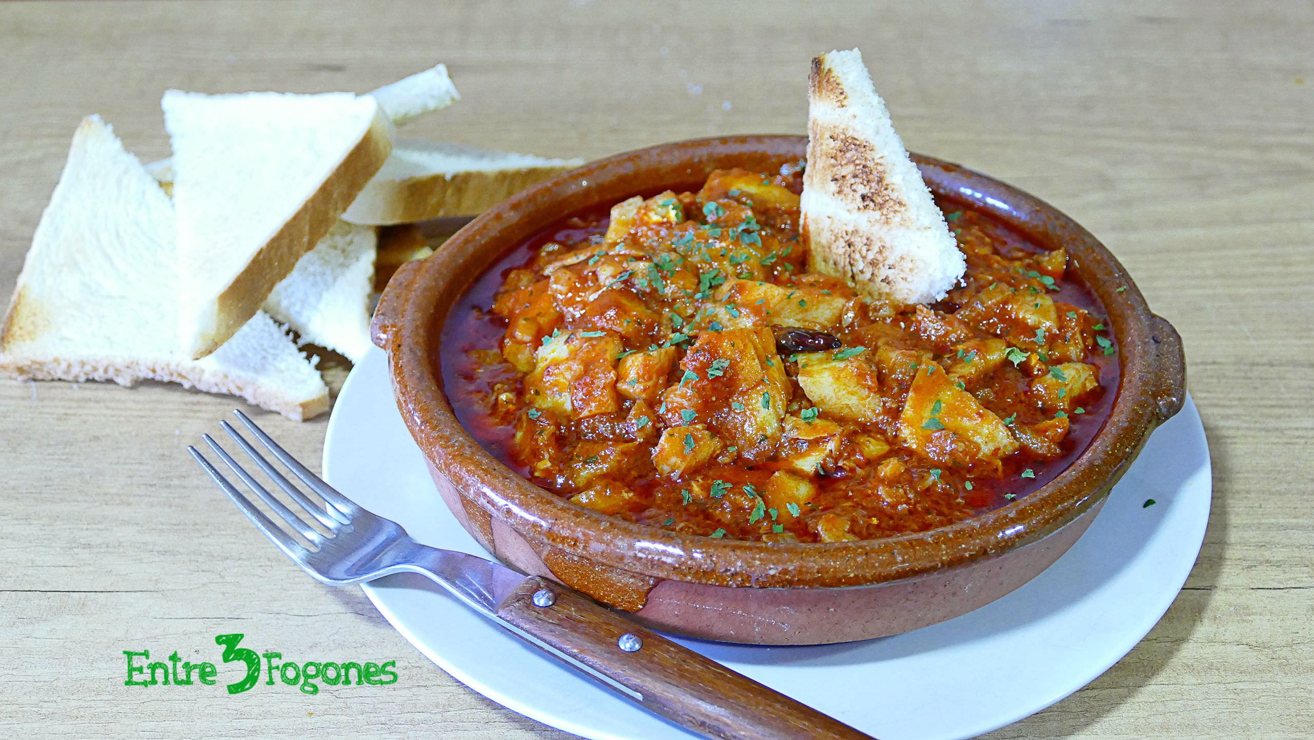 Photo of Bacalao al Ajoarriero con Pimiento Choricero