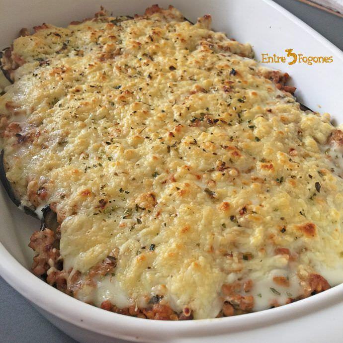 Receta Musaka con Patatas