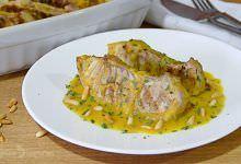 Ventresca de Atún en Salsa de Manzana al Jerez