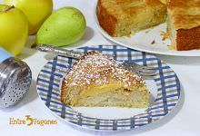Photo of Pastel de Pera y Manzana