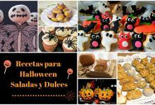 Photo of Recetas para Halloween Saladas y Dulces