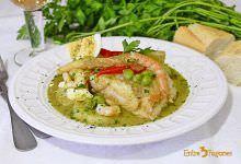 Cómo se hace la Merluza en Salsa Verde