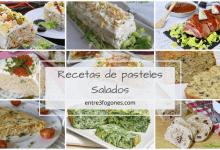Photo of 9 Pasteles Salados Fríos para Impresionar
