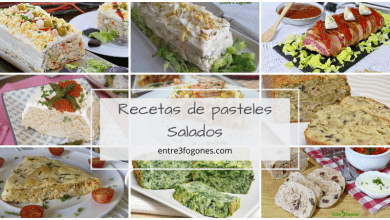 Photo of 9 Pasteles Salados Fríos para Impresionar