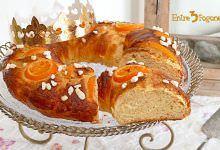 Roscón de Reyes Casero Fácil y Esponjoso