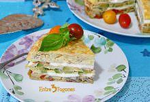 Photo of Pastel de Tortillas con Bechamel