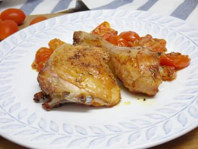 Pollo al Horno muy Fácil