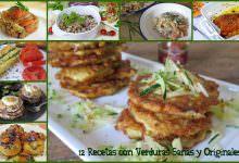 Photo of 12 Recetas de Verduras Sanas y Originales