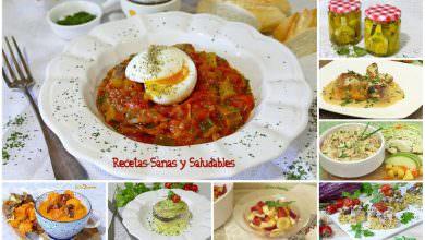 Photo of Recetas de Cocina Fáciles y Sanas