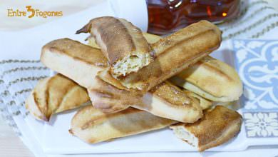 Photo of Churros al Horno sin Azúcar ı Receta Sana
