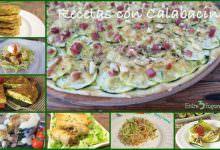 Recetas con Calabacín Ricas y Sanas