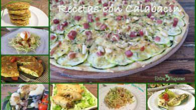 Photo of Recetas con Calabacín tan Ricas y Sanas que Querrás Probarlas Todas