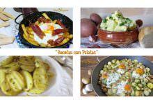 Photo of Recetas con Patatas