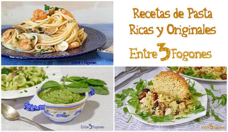 Recetas de Pasta Fáciles y Originales