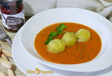 Photo of Coles de Bruselas en Salsa de Tomate y Pimiento Choricero