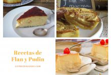 Photo of Recetas Caseras de Flan y Pudin