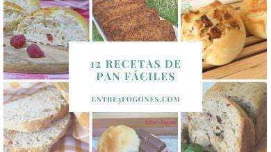 Recetas de Pan Casero Fáciles