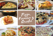 Photo of Recetas de Pizza, Focaccia y Quiche