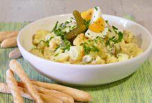 Photo of Ensalada Americana de Patata y Huevo