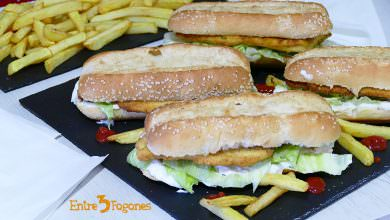 Photo of Bocadillo Long Chicken Casero