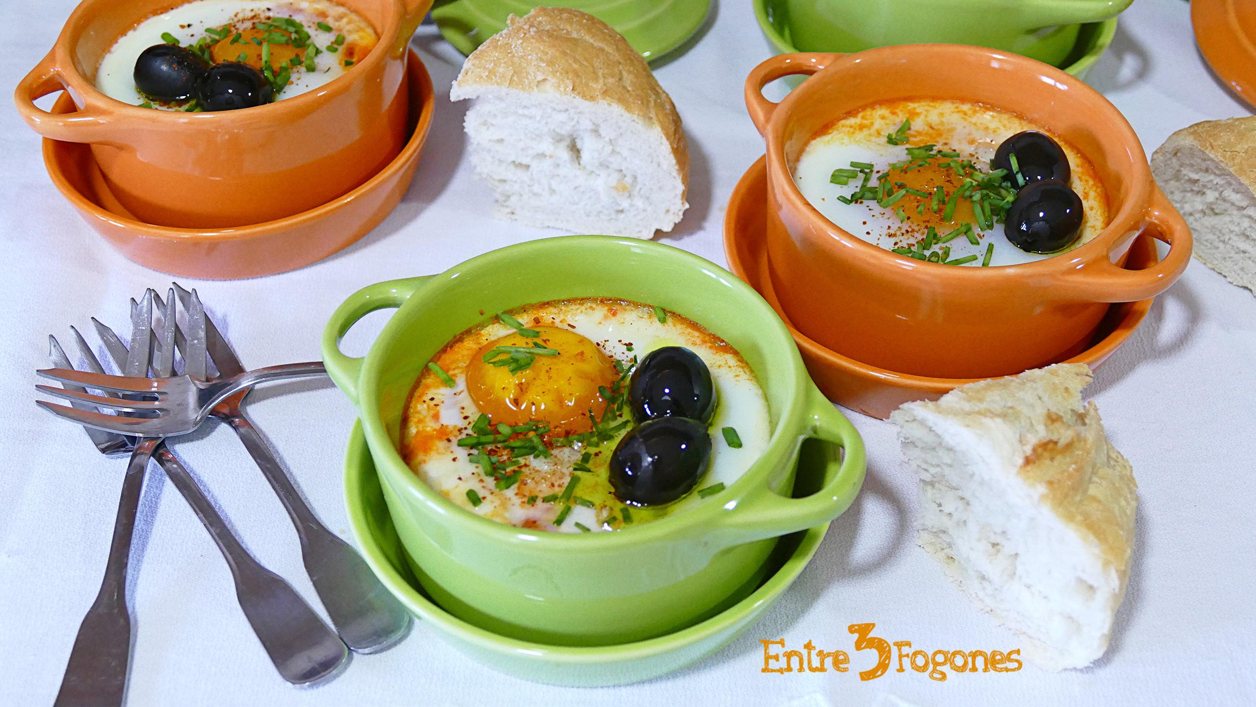 Huevos en Mini Cocotte