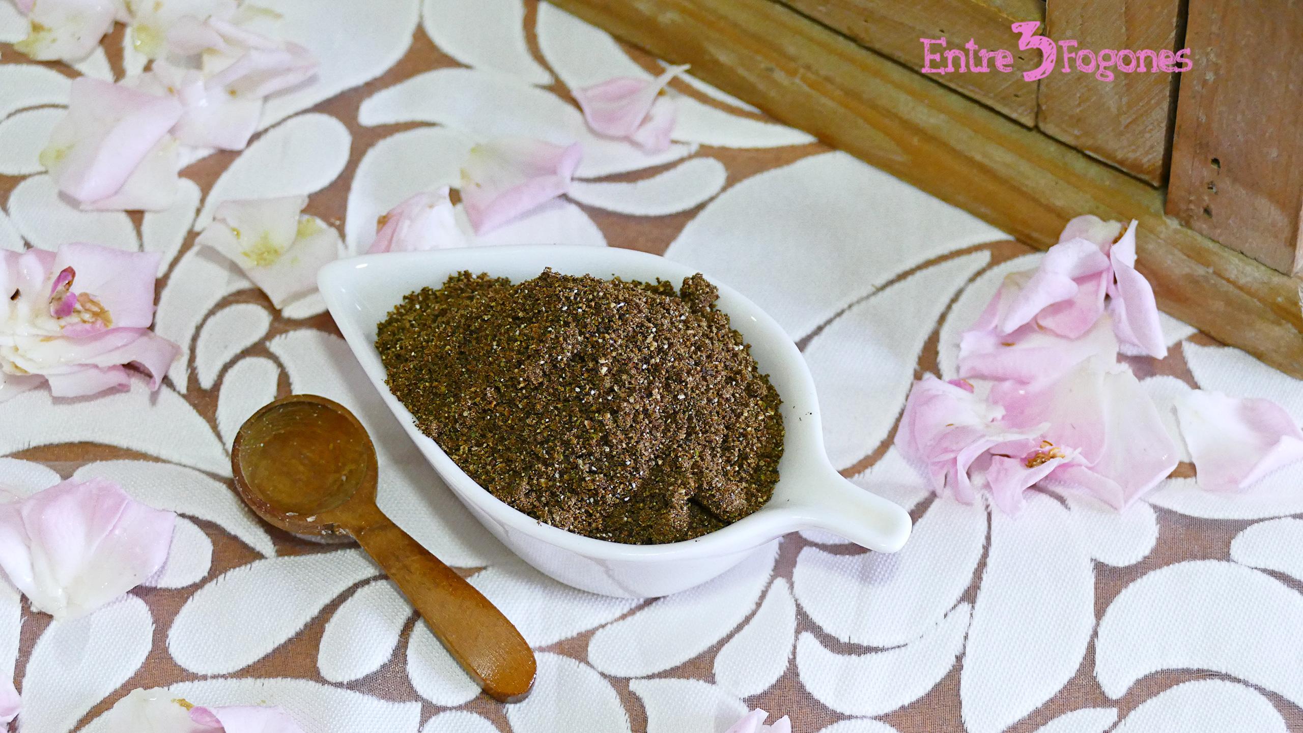 Garam Masala Ingredientes