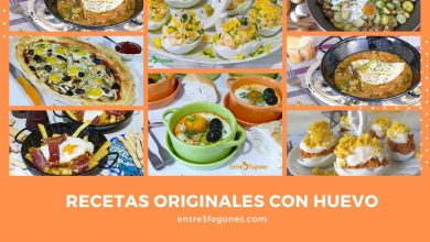 Photo of Recetas Originales con Huevo