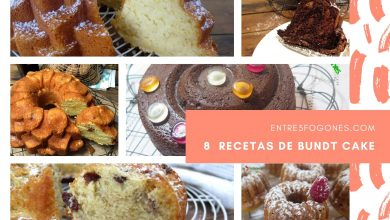 Photo of 8 Deliciosas Recetas de Bundt Cake