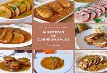 16 Recetas de Carne en Salsa
