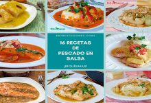 Recetas de Pescado en Salsa
