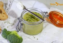 Crema de Brócoli con Hinojo Fresco