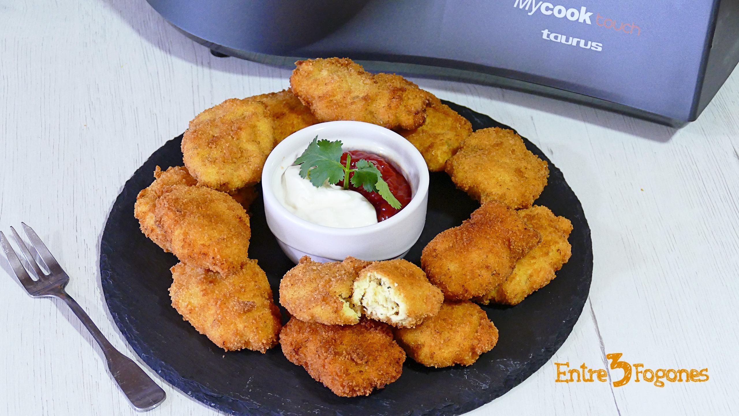 Nuggets de Pollo Caseros MyCook Touch