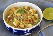 Receta Ensalada de Quinoa y Verduras con Salmón Ahumado