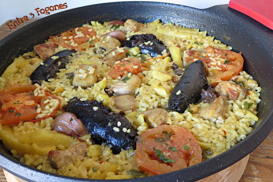 Photo of Arroz al Horno Receta Manchega