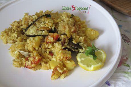 Receta Sofrito de Marisco para Arroz, Paella o Fideuá